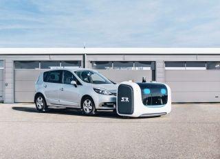 法国里昂机场开始测试机器人代客泊车
