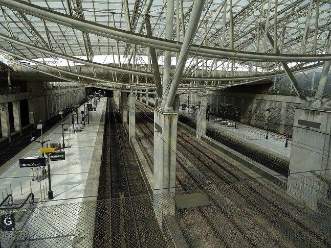 机场综合交通:看法国人怎么做空铁联运