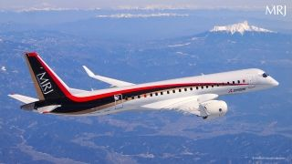三年订单为零!日本国产客机MRJ陷尴尬