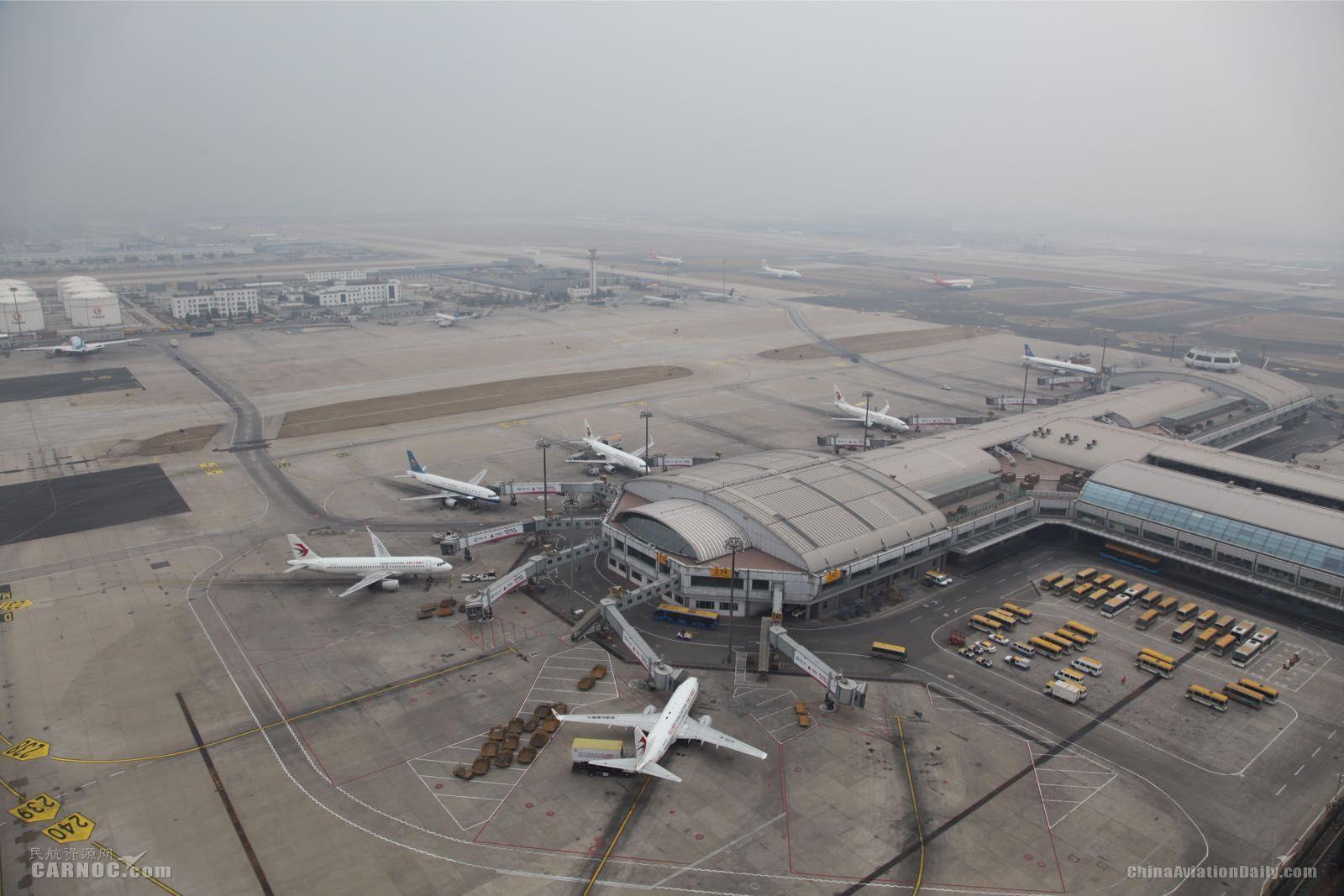 首都机场将迎来今年首场雷雨