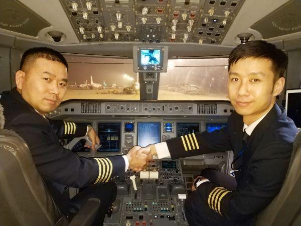 运行8年的战友E190飞机B-3198退役了