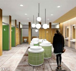 为迎接东京奥运 成田机场要安装世界最先进厕所