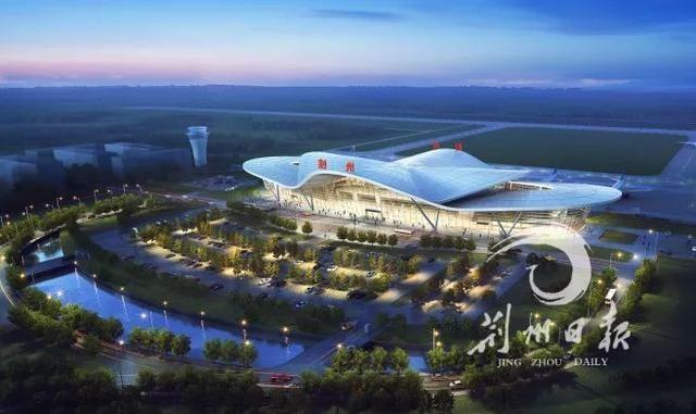 最新!湖北荆州市民用机场航站楼4月开建