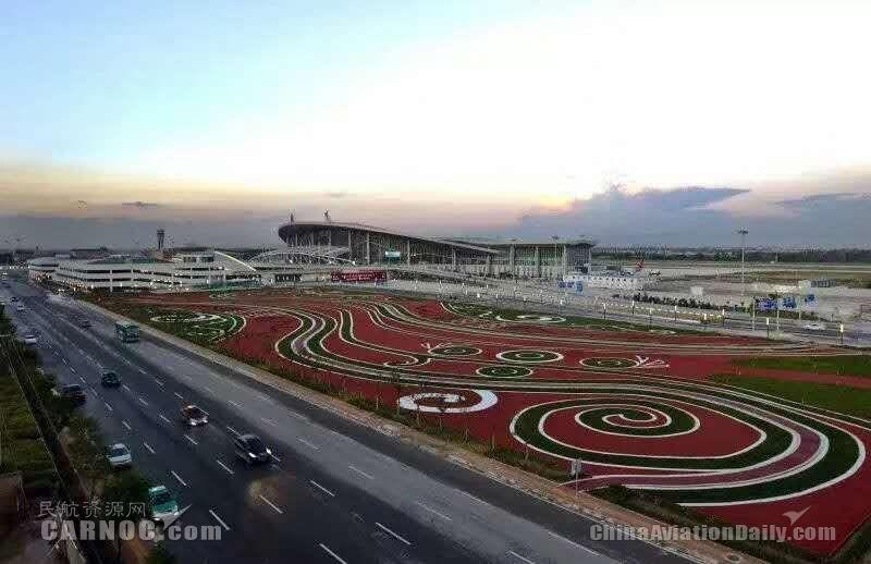 2019年夏航季兰州中川机场新增驻场运力12架