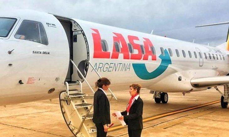 阿根廷LASA航空公司希望重新运营