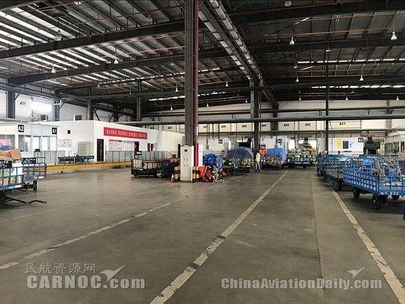 新航季,南京机场货运保障部准备好了
