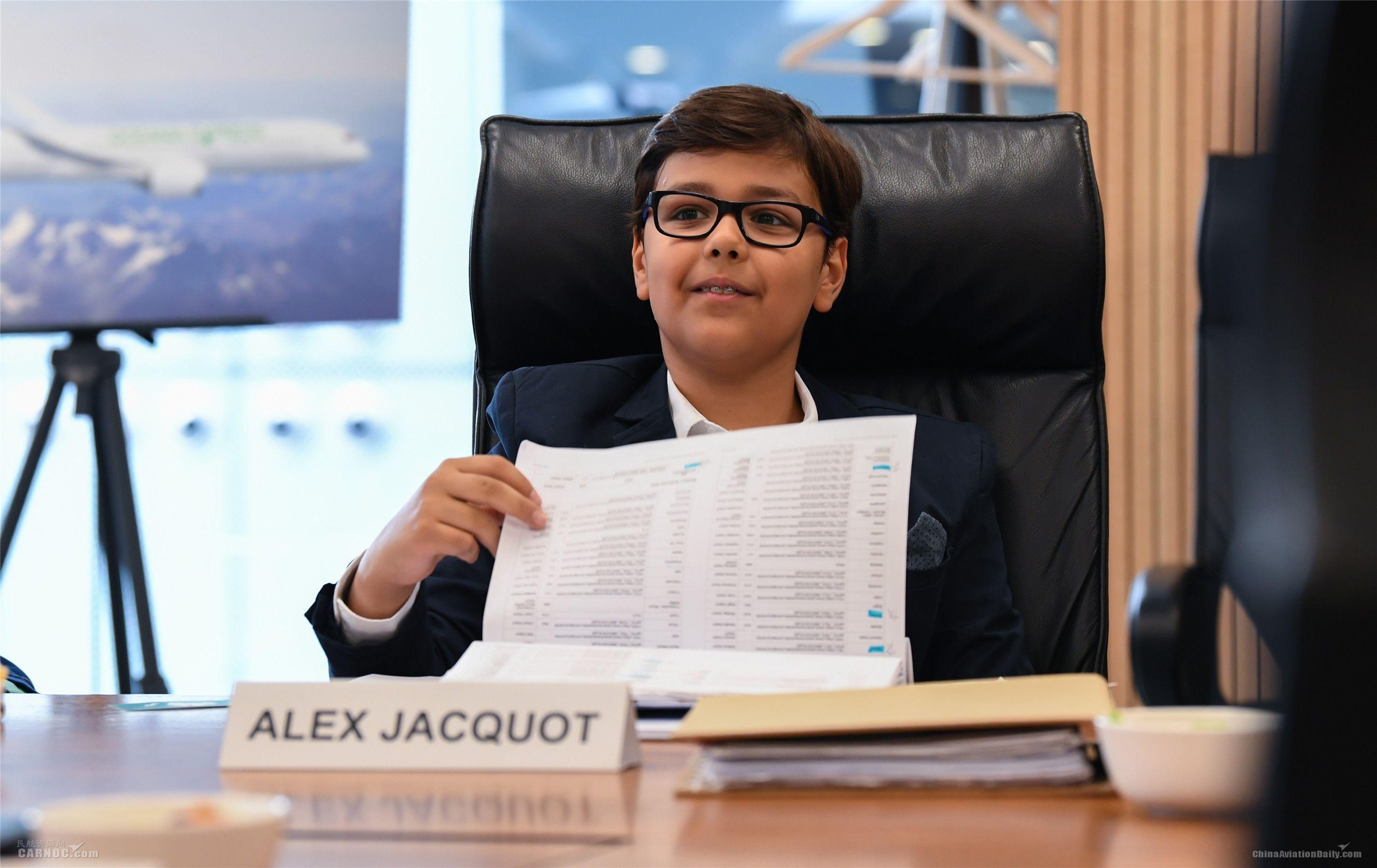 澳航接待10岁航司首席执行官 高层会谈正式举行