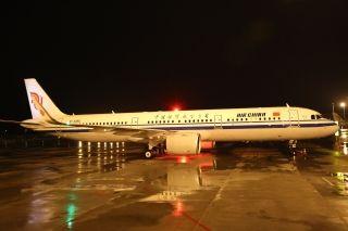 国航西南机组完成A321NEO新机引进调机任务