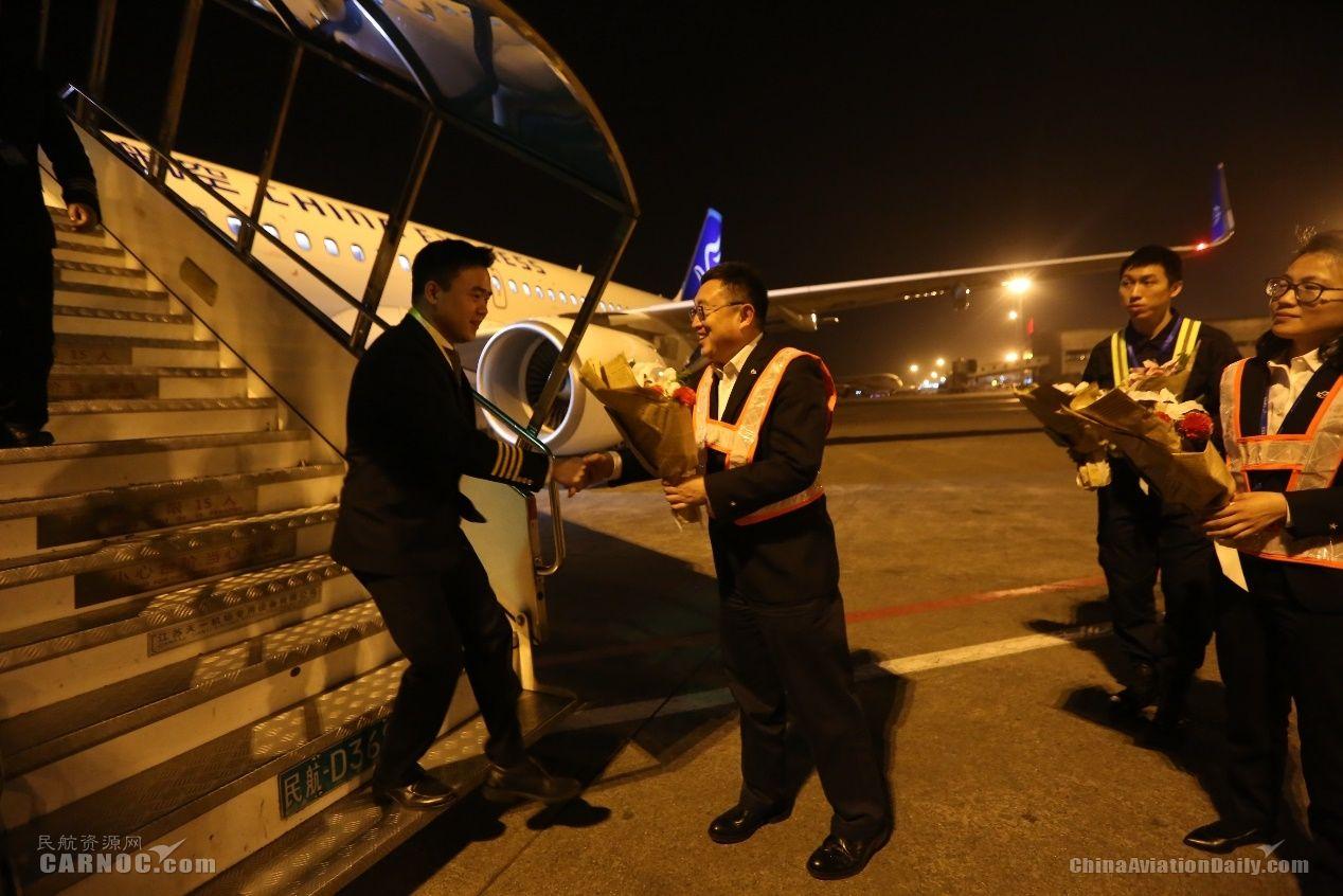 本月再添新运力 华夏机队规模增至47架