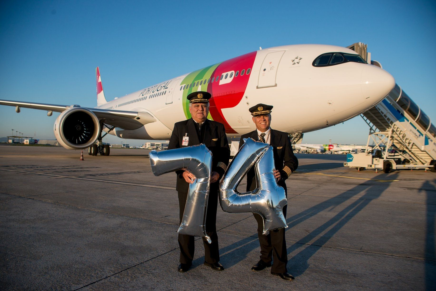 葡萄牙航空推出新版司歌 全球范围内推广葡萄牙音乐