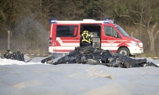 S7航空股东坠机身亡 俄专家将参与调查事故原因
