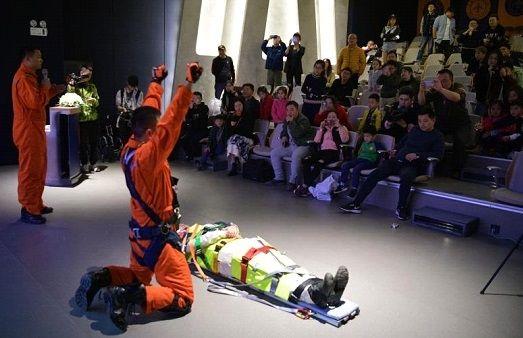 金汇通航举办航空救援主题课堂:传播紧急救援技能