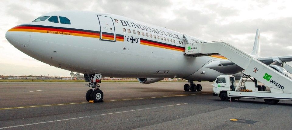 德國政府專機故障不斷 當局斥資2.4億歐元購買3架全新中程客機