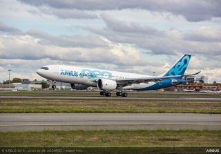 訂單數量不樂觀 空客A330-800認證延至2020年