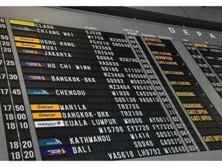 樟宜机场各航空公司分布大全(2019最新版)