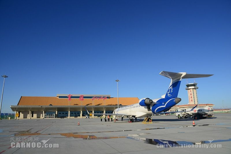 华夏航空3月在疆新开加密航线10条 通航点达19个