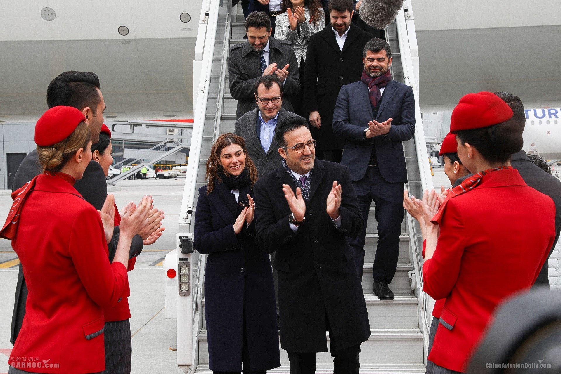 土耳其航空搬遷至伊斯坦布爾機場