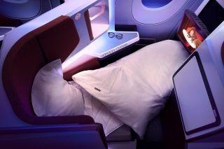 维珍大西洋航空公布A350-1000客舱设计