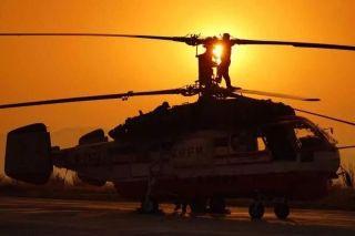 山東通航、贛翔通航積極參與救火防災任務