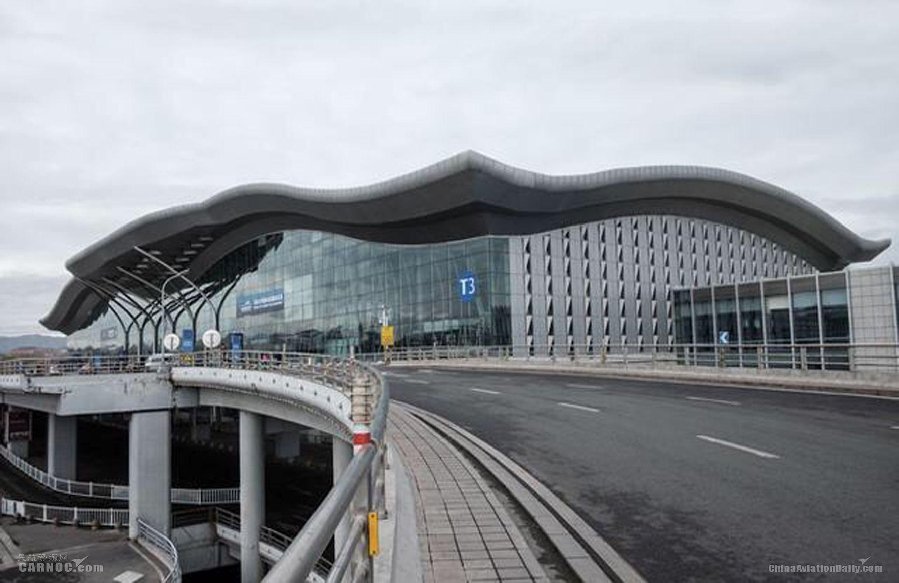 乌鲁木齐国际机场3月新开复航航线24条