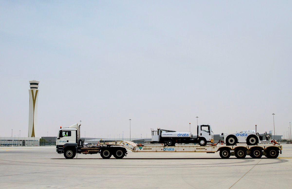 迪拜国际机场南跑道16日起开始关闭
