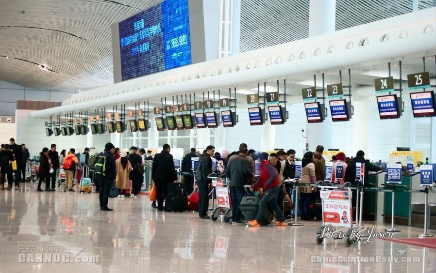 """揭阳机场将航线拓展规划融入""""一带一路""""倡议"""