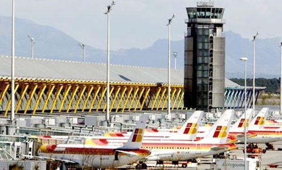 西班牙马德里机场安检人员宣布 将无限期罢工