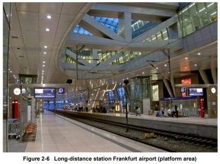 """法兰克福的空铁联运:铁路如何担当""""国内接驳""""的重要角色?"""
