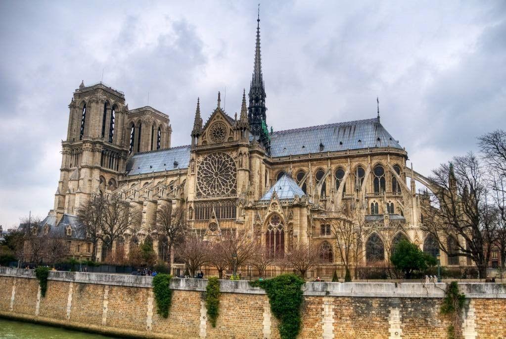 大疆无人机帮助扑灭巴黎圣母院大火