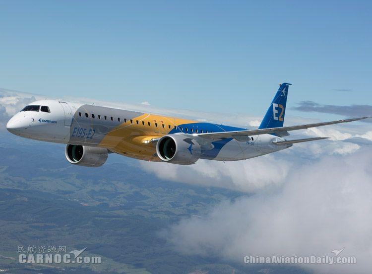 巴航工业一季度共交付11架商用飞机和11架公务机