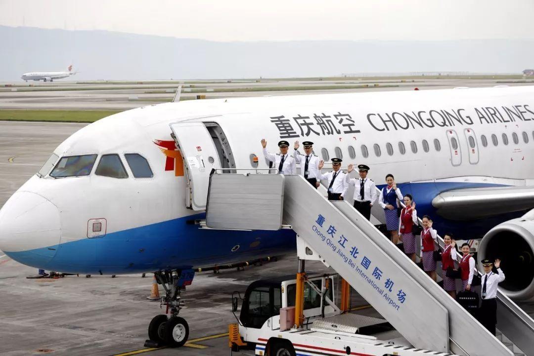 试飞成功!巫山机场迎来民航客机!