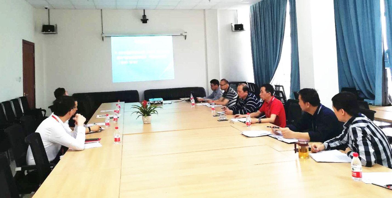 广西空管分局召开机场特殊天气报告标准协商会