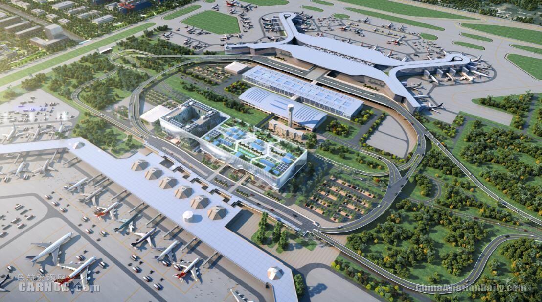 美兰机场首次完成国内航司与境外航司联运转关出口