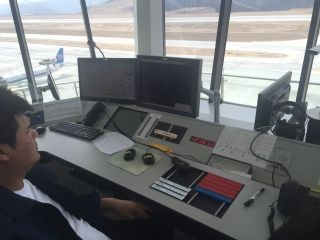 西北空管局ADS-B系统大幅提升支线机场运行能力