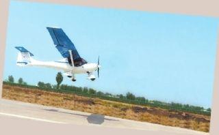 安阳制造!河南首架民间自主生产飞机试飞成功