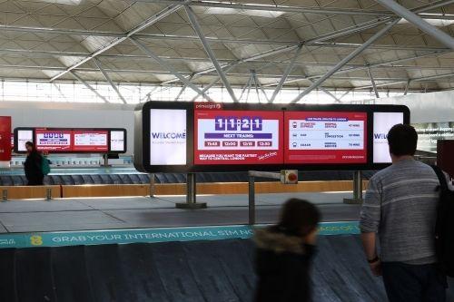 实时信息共享,帮旅客解决机场交通选择难题
