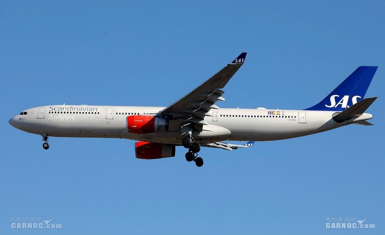 飞行员罢工持续 北欧航空周日将取消587架航班