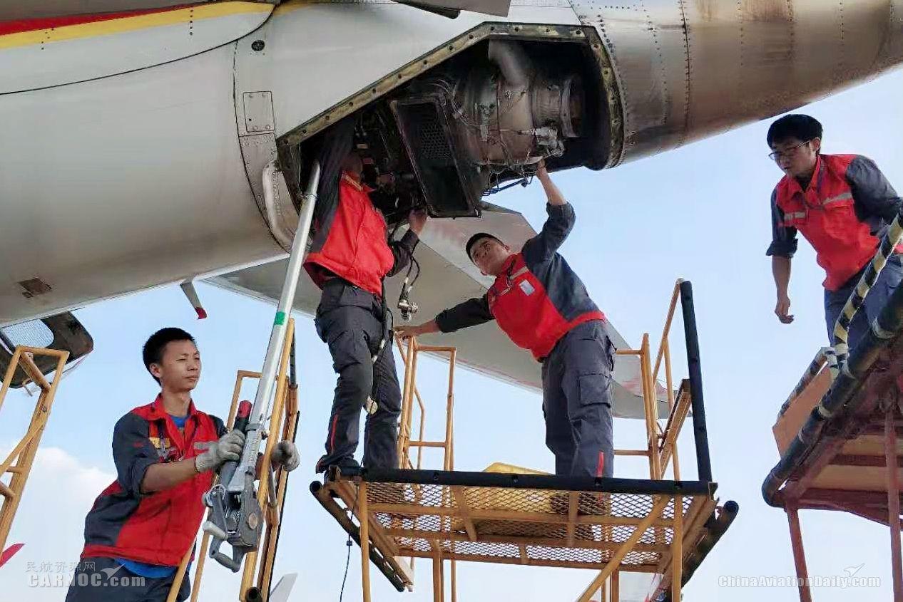 北部湾航空航线维修车间的江湖故事