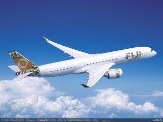 斐济航空宣布加入A350运营商大家庭