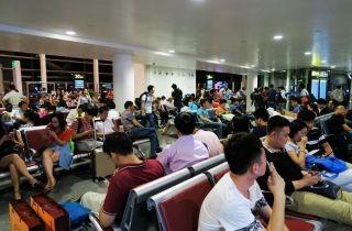 五一假期首日南宁机场旅客吞吐量超4.4万人次