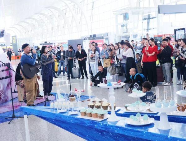 """宁夏机场""""五一""""假期旅客吞吐量同比增长24.6%"""