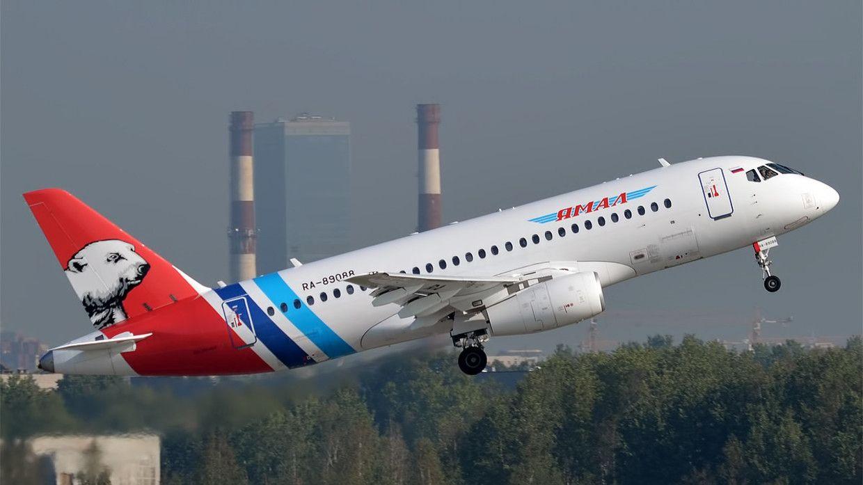 俄航SSJ100飞机事故后 亚马尔航空取消该机型订单