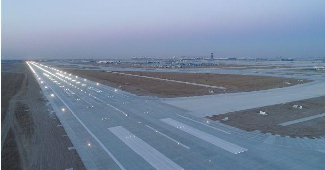 国内首家!大兴机场全向型跑道构型正式亮相