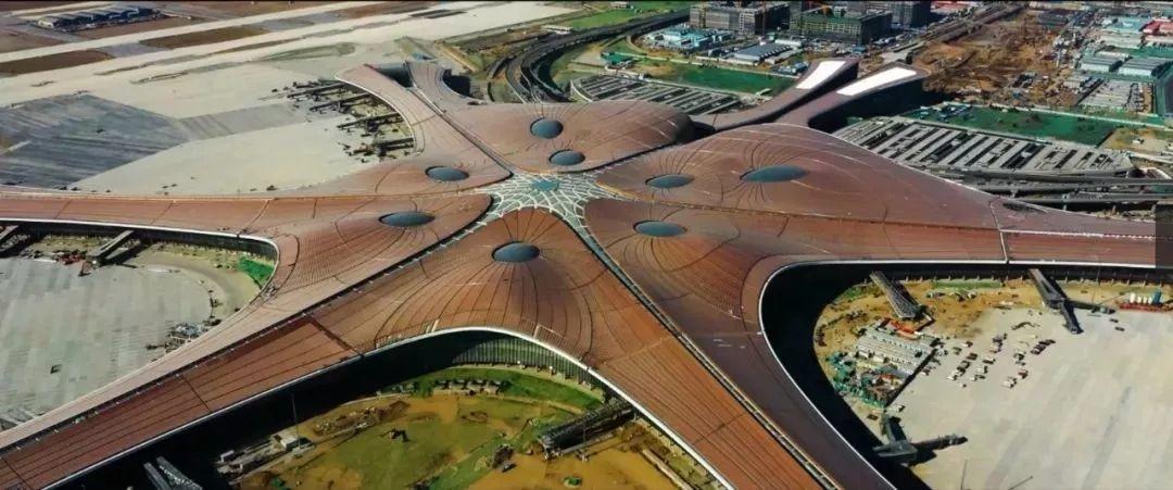 """北京""""新国门"""" 大兴机场是怎样被打造出来的?"""