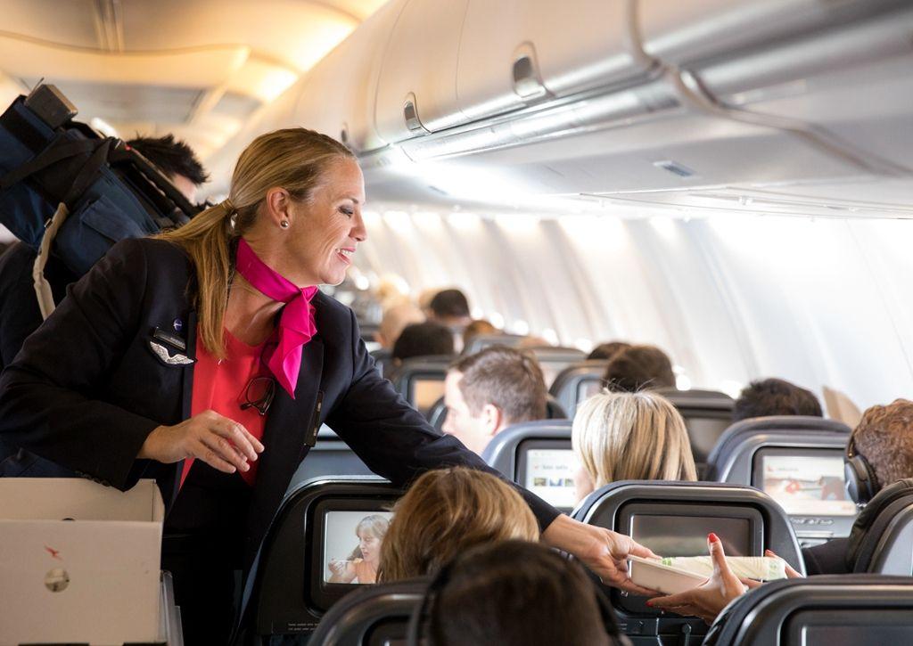 澳洲航空世界首条零填埋物航线成功试运营