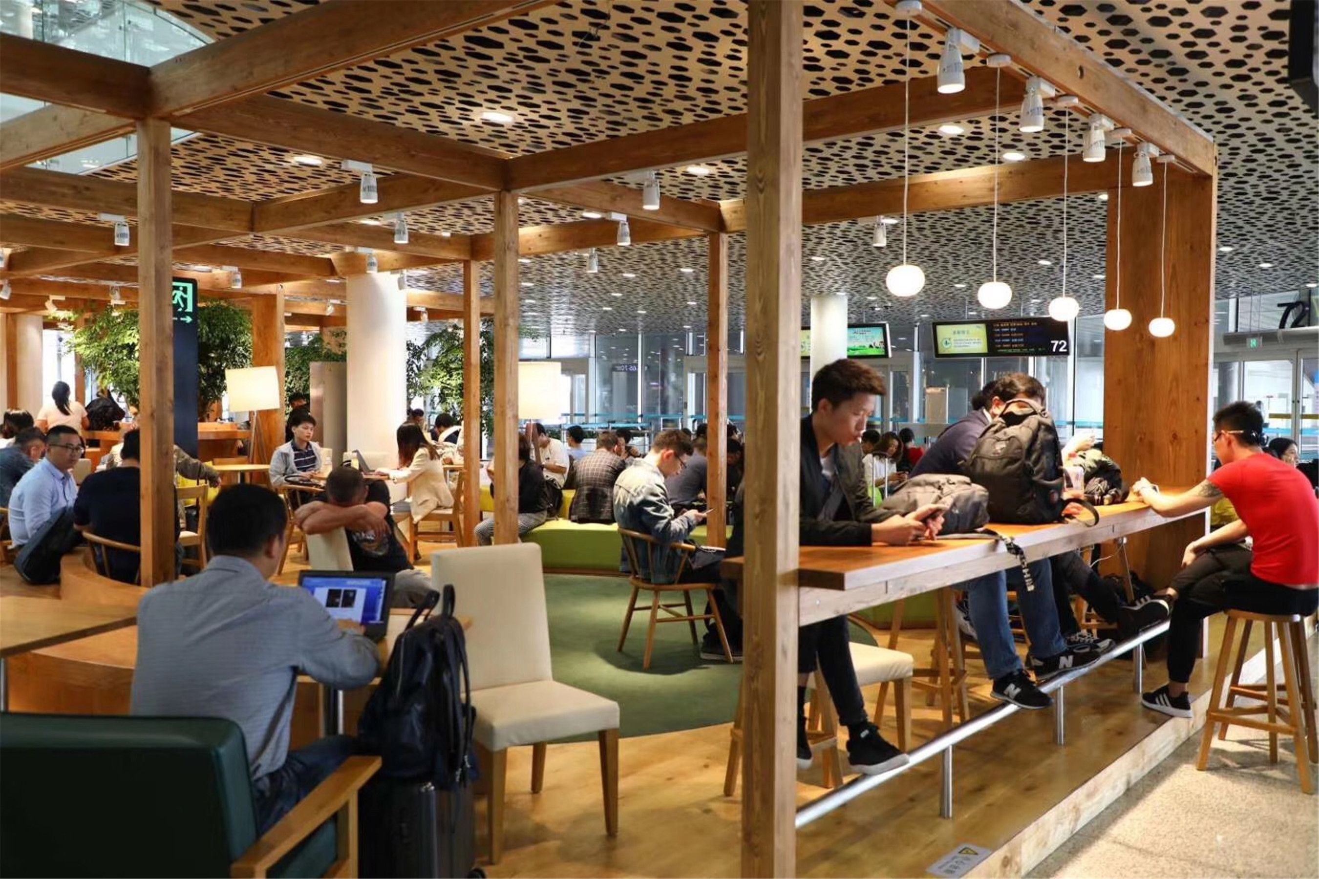 国内首创!深圳机场新增网红打卡点,一起来看看