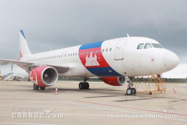海南自贸区迎来首例国外飞机进境维修及喷涂业务