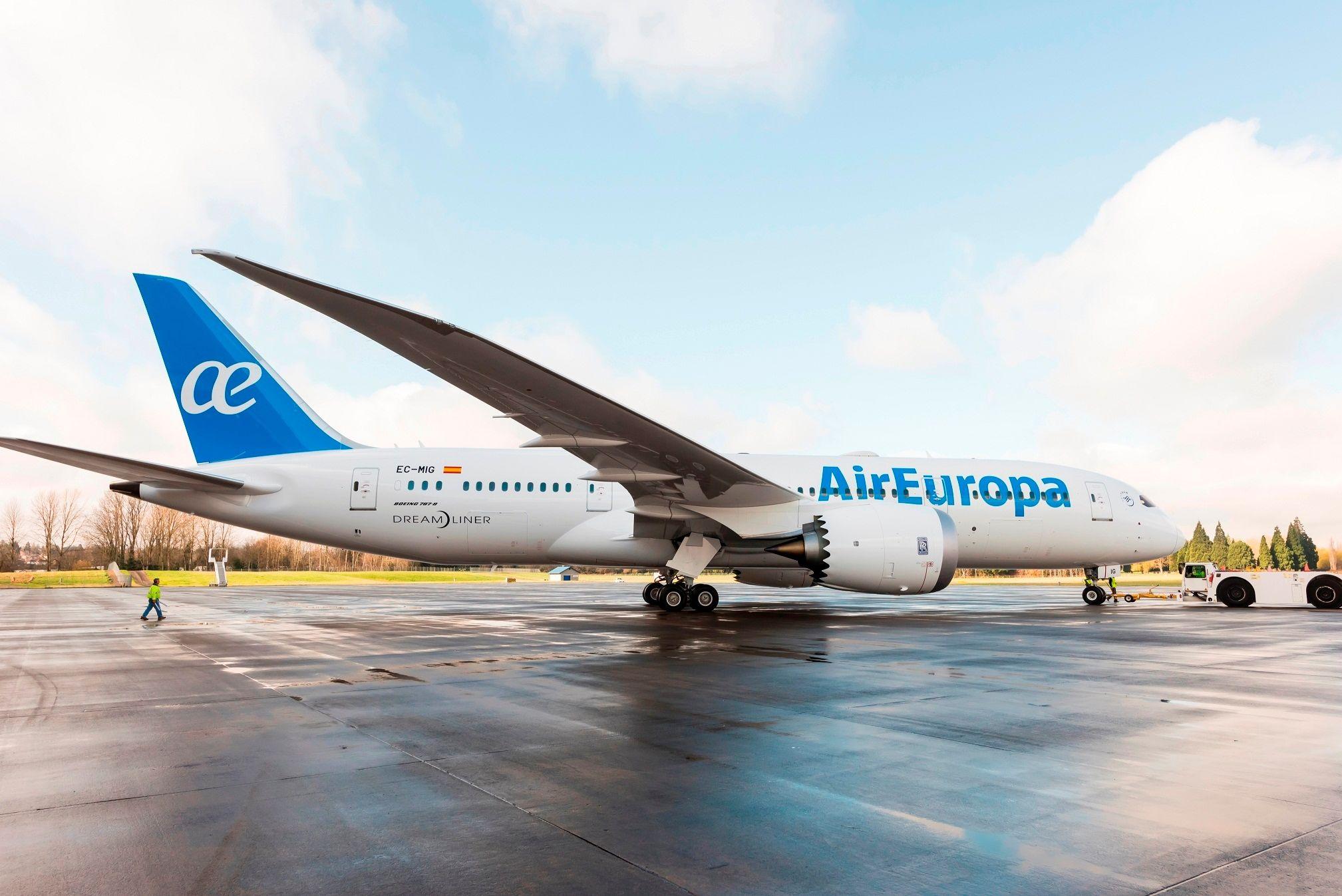 中銀航空租賃向歐羅巴航空交付波音787-9飛機