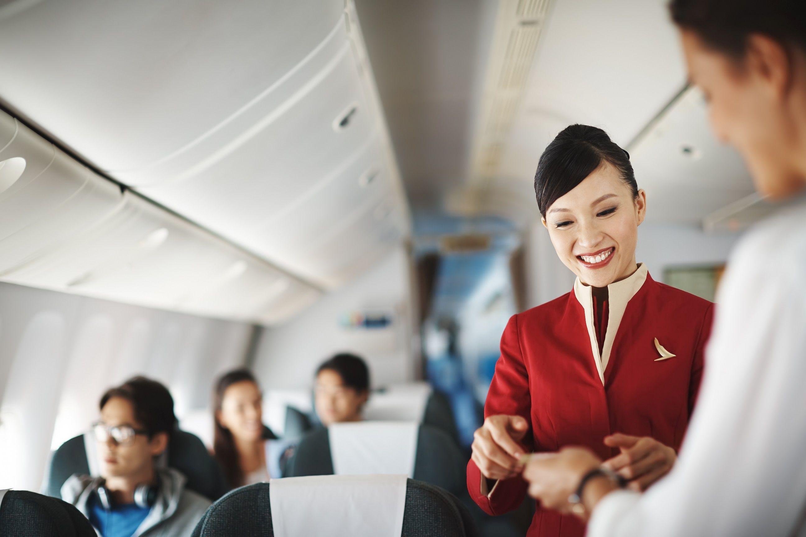 国泰启动全新旅程 迈进领先国际服务品牌