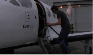 美国男子乘飞机不用安检 只因每天坐飞机上下班